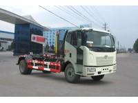 程力威牌CLW5160ZXXC4型车厢可卸式垃圾车