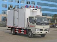 东风多利卡型冷藏车
