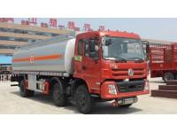 东风特商小三轴20-22吨油罐车