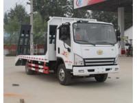 程力威牌CLW5081TPBC4型平板运输车
