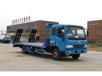 程力威牌CLW5160TPBC4型平板运输车