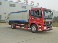 华通牌HCQ5163ZYSBJ型压缩式垃圾车
