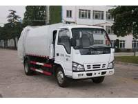 华通牌HCQ5070ZYSQL型压缩式垃圾车