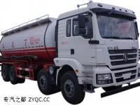 陕汽21m3油田下灰车