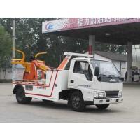 程力威牌CLW5041TQZJ5型清障车
