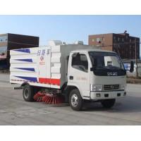 程力威牌CLW5040TSLD5型扫路车