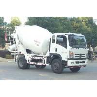 程力威牌CLW5160GJ*LH5型混凝土搅拌运输车