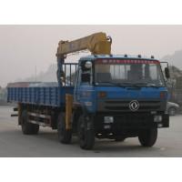 东风牌DFC5250JSQK型随车起重运输车