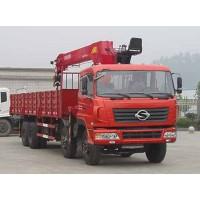 东风牌DFC5311JSQG1型随车起重运输车