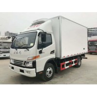 江淮峻岭V6冷藏车(车箱4.03米)