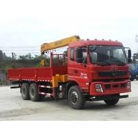 程力牌CL5250JSQA5型随车起重运输车