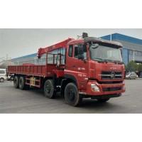 程力牌CL5310JSQA5型随车起重运输车