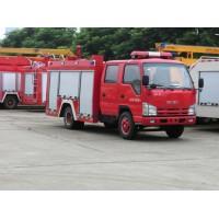 五十铃100P2.5吨水罐消防车