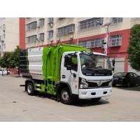 程力威牌CLW5100ZZZ6型自装卸式垃圾车