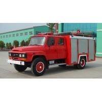 东风尖头水罐消防车