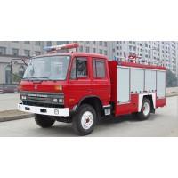东风153型水罐消防车