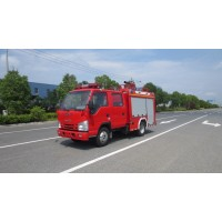 江特牌JDF5040GXFPM10/Q6型泡沫消防车