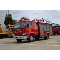 江特牌JDF5070GXFPM20/Q6型泡沫消防车