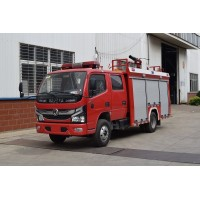 江特牌JDF5073GXFPM20/E6型泡沫消防车