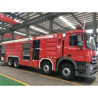 JDF5410GXFPM180型泡沫消防车