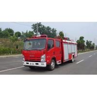 江特牌JDF5100GXFPM30/Q型水罐消防车