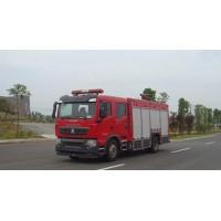 JDF5163GXFPM50型泡沫消防车