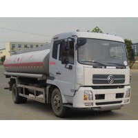 东风牌DFL5160GHYBX型化工液体运输车