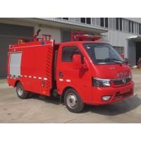 江特牌JDF5041GXFSG10/E6型水罐消防车