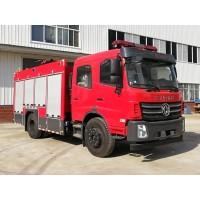 江特牌JDF5140GXFPM55/E6型泡沫消防车