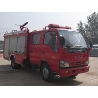 江特牌JDF5071GXFPM20/Q6型泡沫消防车