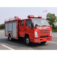 江特牌JDF5060GXFSG15/J6型水罐消防车