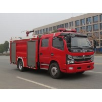 江特牌JDF5110GXFPM50/E6型泡沫消防车