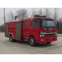 江特牌JDF5110GXFSG50/E6型水罐消防车