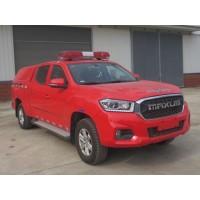 江特牌JDF5030GXFPW0.4/S6型水雾消防车
