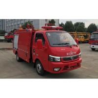 国六小型消防车 东风途逸微型水罐消防车