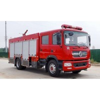 江特牌JDF5171GXFPM70/E6型泡沫消防车