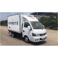 小型医疗垃圾运输车 东风途逸国六医疗废物转运车