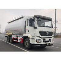 丰霸牌STD5250GFLSX6型低密度粉粒物料运输车